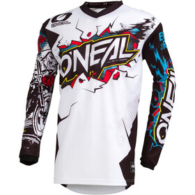 O'Neal Element Jersey Youth villain-white